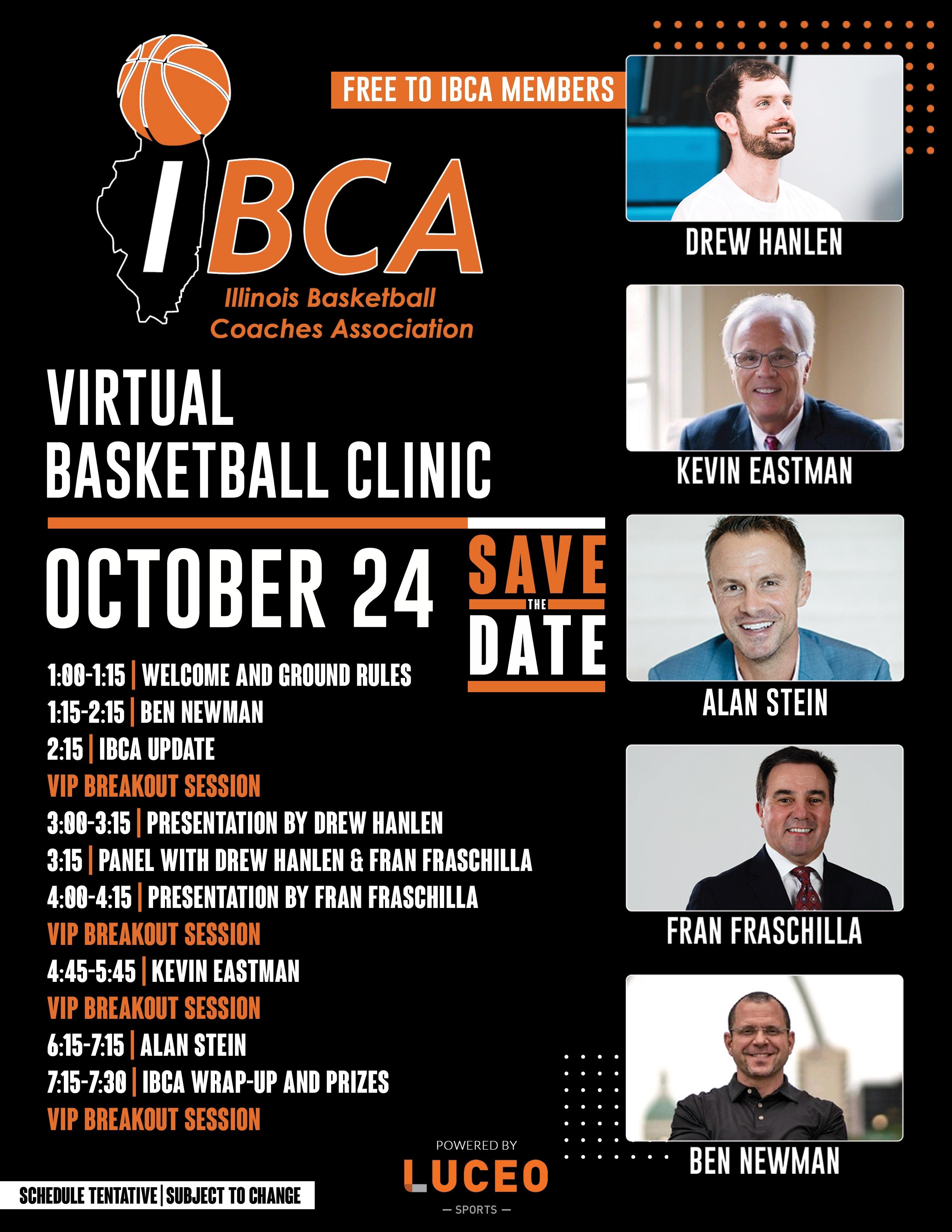 IBCA Clinic 2020
